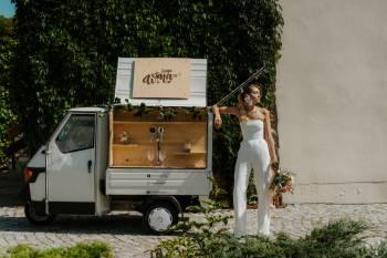Van na Twoje wesele! Twoja Wina Van, Barman na wesele Lubomierz