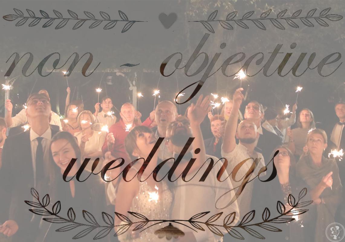 Non-objective weddings || Fotografia ślubna, weselna, okolicznościowa, Gliwice - zdjęcie 1