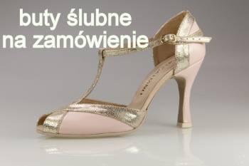 Buty ślubne na zamówienie MILONGA, Salon sukien ślubnych Ełk
