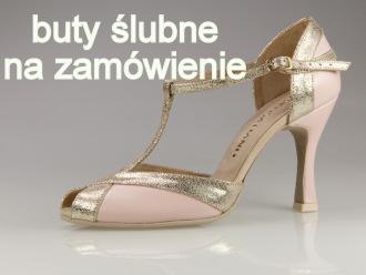 Buty ślubne na zamówienie MILONGA,  Olsztyn