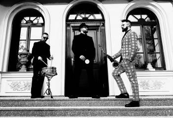 Seba.Kac. - Sax & Drums & Guitar LIVEact, DJ na wesele Mordy