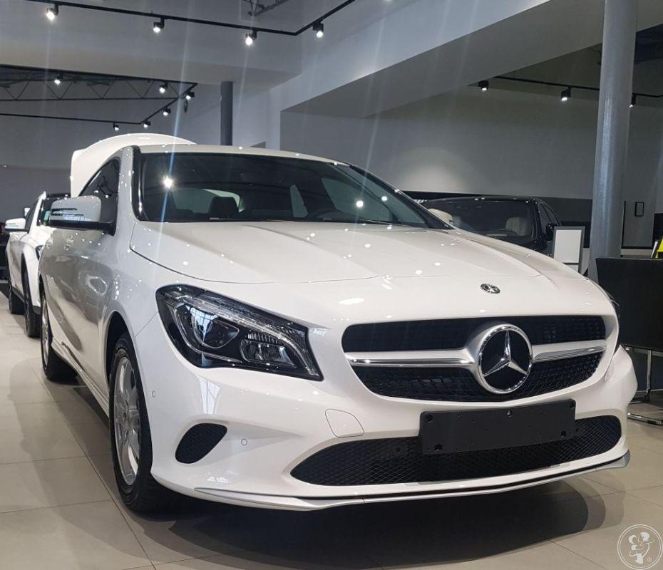 Mercedes CLA 2019r ŚLUB / inne uroczystości/ od 350zł ! sesja GRATIS!, Rzeszów - zdjęcie 1