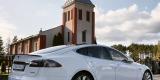 Tesla S P85D do Ślubu, 700 KM, 3.2 s do 100 km/h, Brodnica - zdjęcie 5
