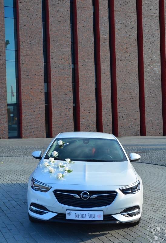Auto do ślubu, wesele | Opel Insignia 2019 biała perła | Wolne terminy, Dąbrowa Górnicza - zdjęcie 1