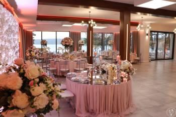 Sala weselna w widokiem na Jezioro Zbiczno w RYTEBŁOTA RESORT & SPA, Sale weselne Brodnica