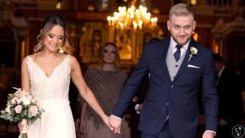 Recuerdo filmy ślubne - dron w ofercie. Twój film ślubny, Kamerzysta na wesele Węgrów