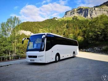Autokar Volvo 50 os, Wynajem busów Miechów