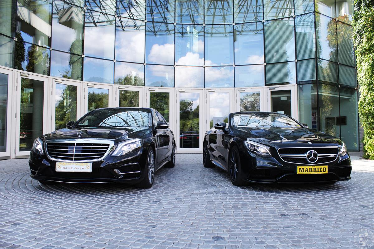 Mercedes S LONG AMG!Mercedes S 63 AMG Coupe Cabrio!Mercedes SL450, Białystok - zdjęcie 1