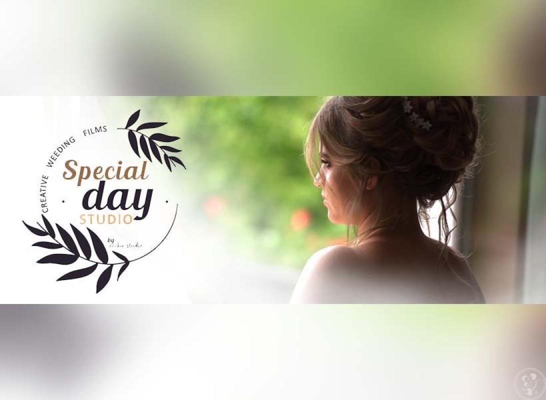 Niezwykły film ze ślubu [Wolne teminy 2020]4k/dron/ Special Day Studio, Wołów - zdjęcie 1