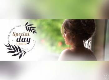 Niezwykły film ze ślubu [Wolne teminy 2020]4k/dron/ Special Day Studio, Kamerzysta na wesele Wołów