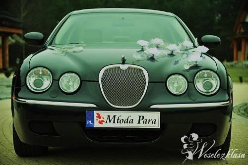 Auto do ślubu, samochód na wesele Jaguar S-Type, Opole - zdjęcie 1