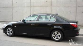LIMUZYNA DO ŚLUBU - BMW 5, Samochód, auto do ślubu, limuzyna Kraków