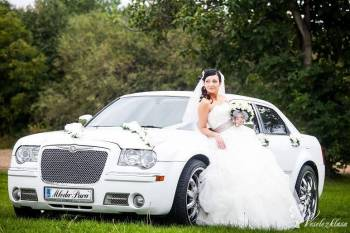 Auto na ślub Samochody do ślubu Limuzyna Limuzyny, Samochód, auto do ślubu, limuzyna Przecław