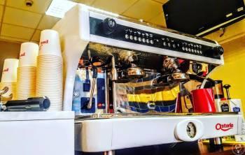 Barista na Wesele, Stół kawowy, Kawa, Mobilna kawiarnia, Wyspa kawowa, Barista na wesele Borne Sulinowo
