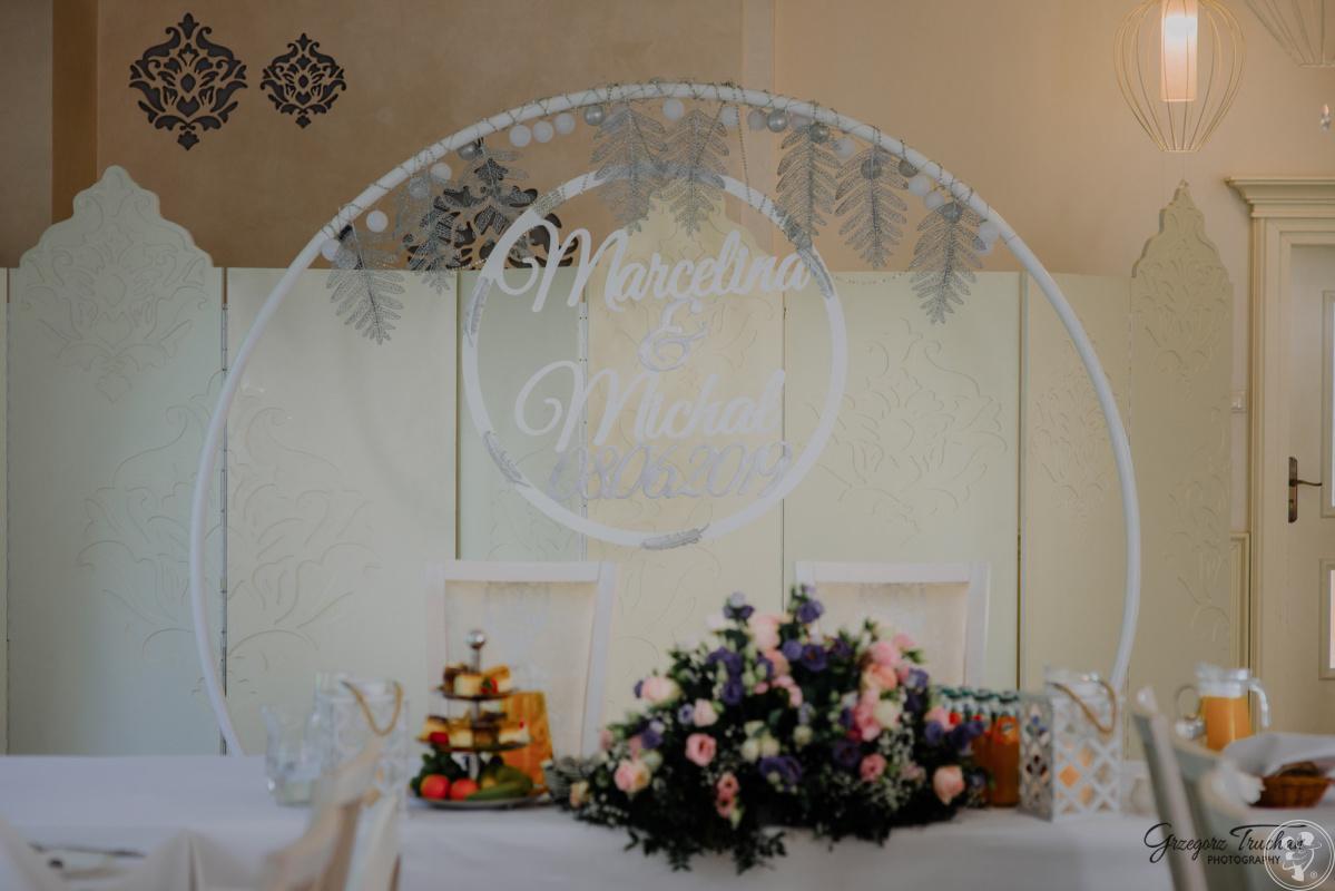 ŁUK ŚLUBNY Producent   dekoracje ślubne ze stali, Katowice - zdjęcie 1
