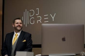 Dj Grey - Weddings & Events - Prezenter radiowy, DJ na wesele Warszawa