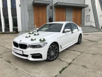 Nowe BMW 5 530i MSport na Twoje wesele !!!, Samochód, auto do ślubu, limuzyna Limanowa