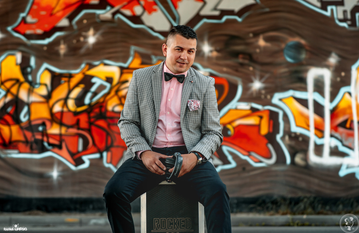 Rocked Event DJ na Twoje wymarzone Wesele, Górsk - zdjęcie 1