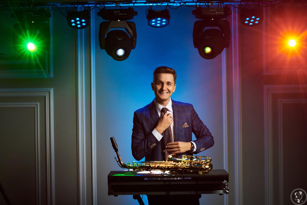 DJ/Prezenter Damian Gardocki - Saksofon na żywo 🎷, Białystok - zdjęcie 1