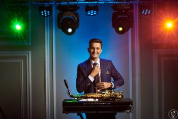 DJ/Prezenter Damian Gardocki - Saksofon na żywo ?, DJ na wesele Drohiczyn