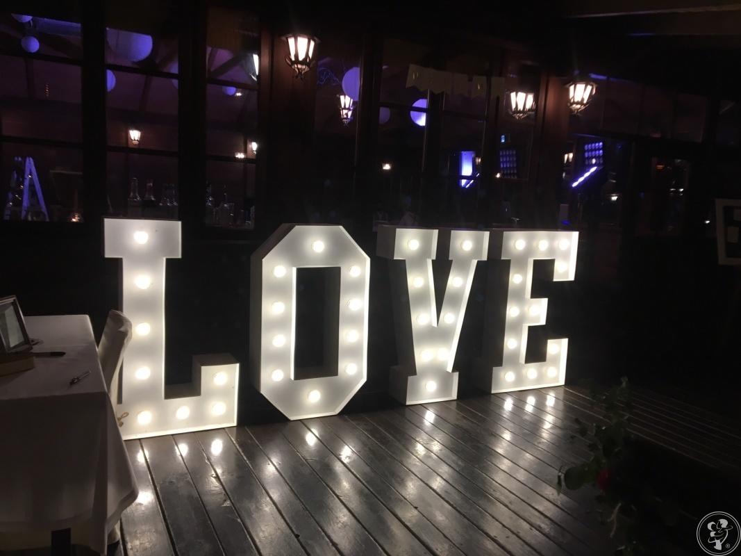 LOVE LOFT - Klasyczny napis na Twoje przyjecie, Kraków - zdjęcie 1