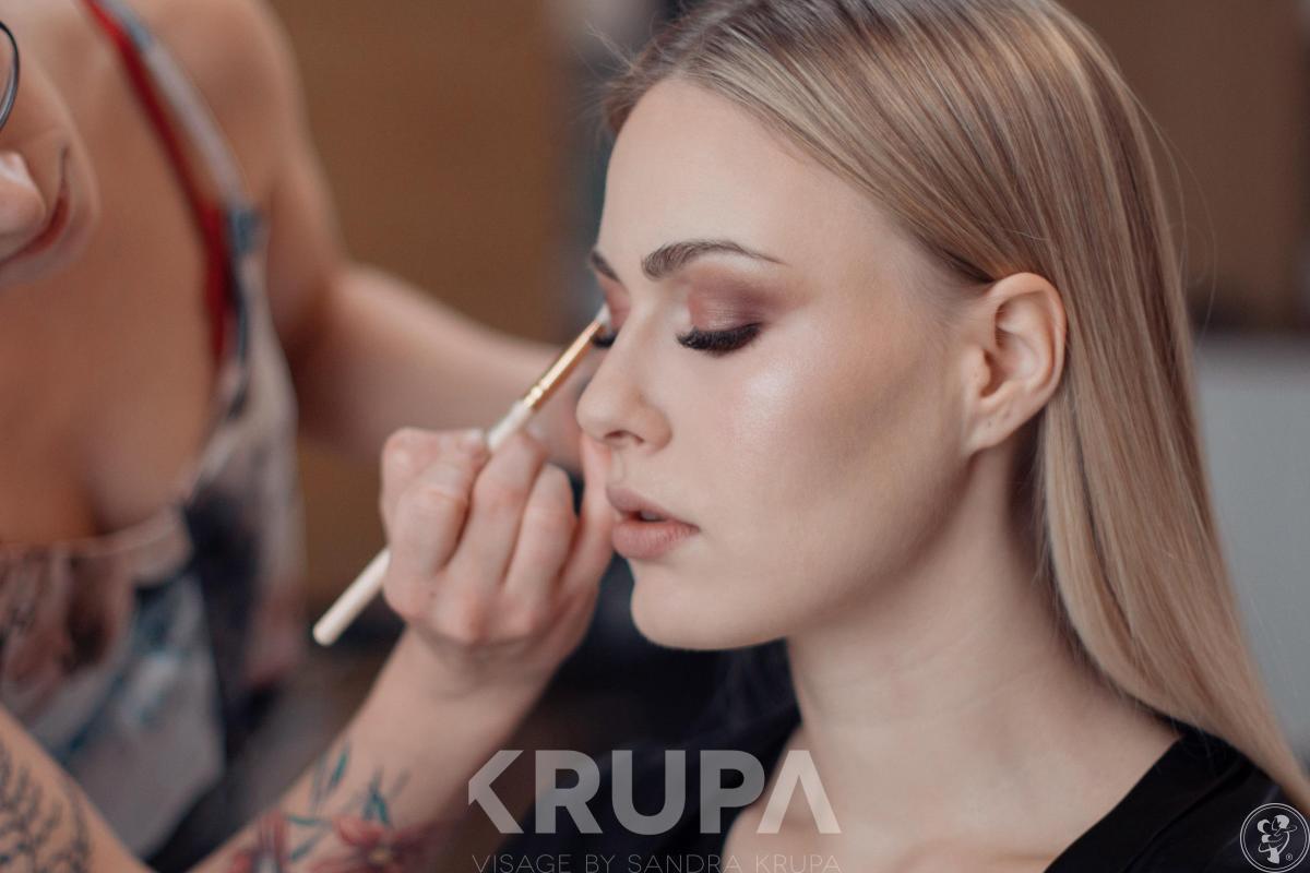 Makijaż ślubny, okazjonalny, wieczorowy dla Ciebie i bliskich, Katowice - zdjęcie 1