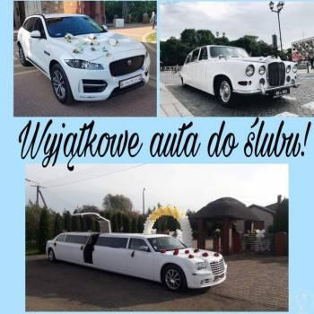 JAGUAR f-Pace , Jaguar Daimler  , Limuzyna Chrysler300C, Samochód, auto do ślubu, limuzyna Inowrocław