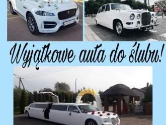 JAGUAR f-Pace , Jaguar Daimler  , Limuzyna Chrysler300C,  Inowrocław