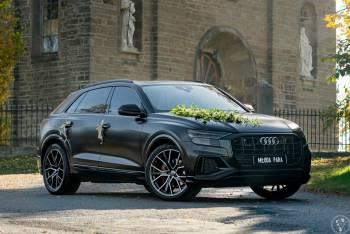 Ekskluzywne! Audi Q8 - Porsche Cayenne, Samochód, auto do ślubu, limuzyna Niepołomice