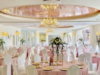 Hotel - Restauracja Delicjusz idealne miejsce na wesele, Sale weselne Oborniki
