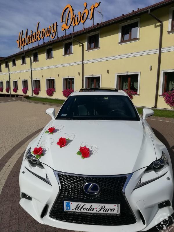 Lexus do ślubu, Bielsko-Biała - zdjęcie 1