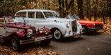 Auto do ślubu, Limuzyna na wynajem, Austin Princess, Cadillac, Nestor, Dawidy Bankowe - zdjęcie 3
