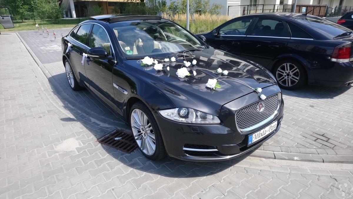 Ślubny samochód Jaguar XJ, Jaguar XF, Audi Q7, Jeep, Lexus, Kraków - zdjęcie 1