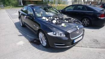 Ślubny samochód Jaguar XJ, Jaguar XF, Audi Q7, Jeep, Lexus, Samochód, auto do ślubu, limuzyna Czchów