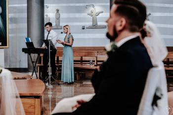 Oprawa muzyczna ślubu kościelnego/cywilnego - wokal + klawisze., Oprawa muzyczna ślubu Przemyśl