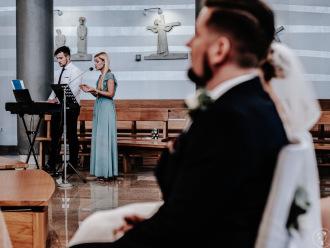 Oprawa muzyczna ślubu kościelnego/cywilnego - wokal + klawisze.,  Kraków