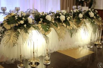 EwisDekoracje -  Aranżacje ślubne i weselne., Dekoracje ślubne Błażowa