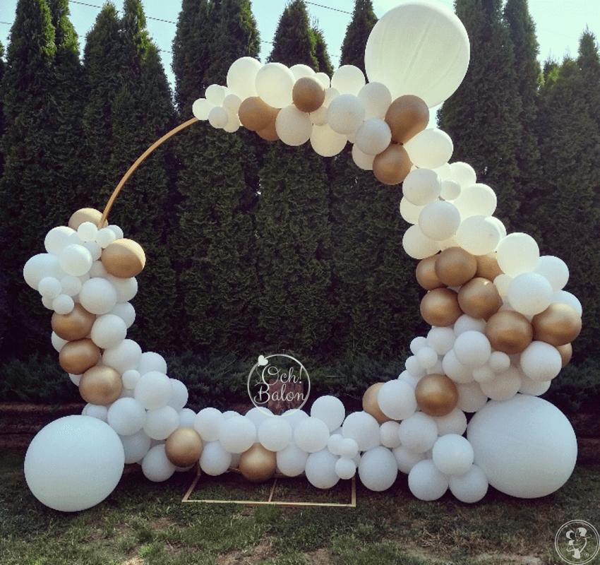 Och Balon - nowoczesne dekoracje balonowe, Lublin - zdjęcie 1