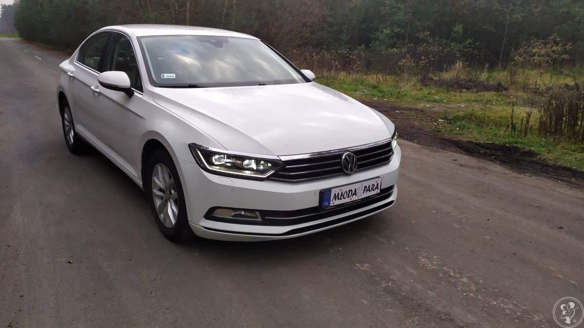 Sprawdzony i luksusowy samochod do ślubu-Volkswagen Passat B8, Tarnowskie Góry - zdjęcie 1