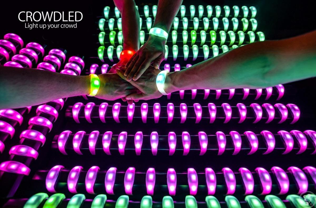 Opaski LED dla gości, Warszawa - zdjęcie 1