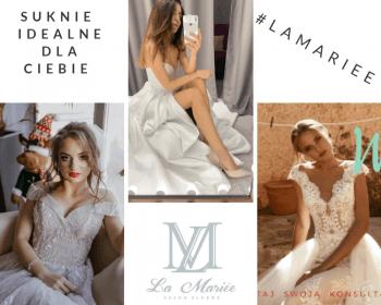 Salon ślubny La Mariee, Salon sukien ślubnych Stawiski