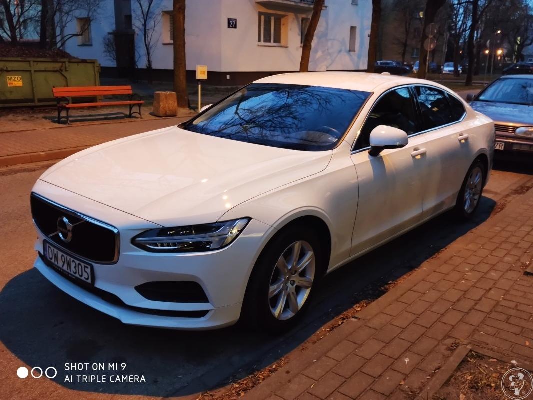 Volvo s90 białe czarne skóry, Pruszków - zdjęcie 1