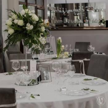 Restauracja Szafirowa Przystań, Sale weselne Szczecin