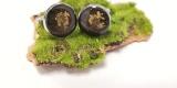 Spinki do mankietów z żywicy epoksydowej, Ozimek - zdjęcie 4