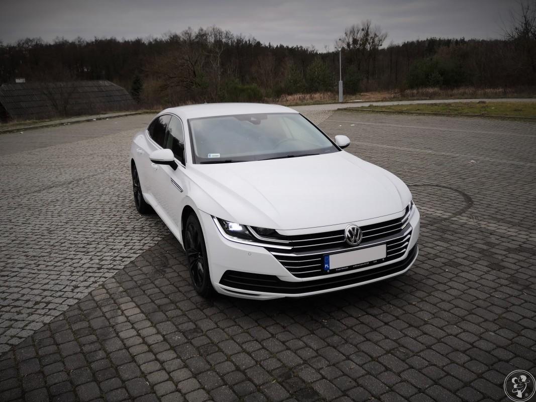 VW Arteon 2019 biały pure do ślubu, Sierpc - zdjęcie 1