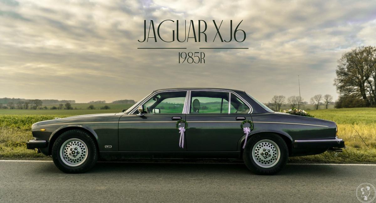 RettCar - zabytkowy Jaguar XJ6 1985 r., Wodzisław Śląski - zdjęcie 1