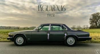 RettCar - zabytkowy Jaguar XJ6 1985 r., Samochód, auto do ślubu, limuzyna Ustroń