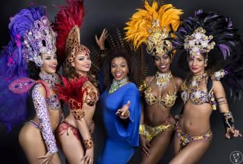 Exotic samba & latin show na Twoim weselu! Stać Cię na Rio Carnaval 😊, Pokaz tańca na weselu Warszawa