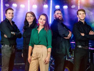Morikai - Zespół z prawdziwego zdarzenia,5 osób, 100% live,  Sosnowiec