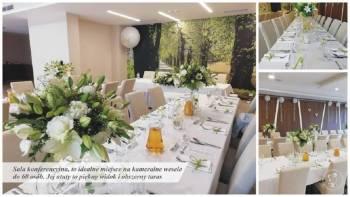 Hotel Wielspin - pyszne jedzenie, profesjonalna organizacja, Sale weselne Śrem